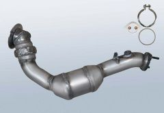 Catalytic Converter BMW 1 135i (E82)