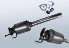 Catalytic Converter CITROEN Jumper 3.0 HDI (250)