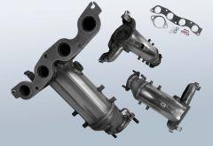 Catalytic Converter HYUNDAI I10 1.2 16v (PA)