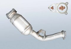 Catalytic Converter AUDI A5 1.8 TFSI (8T3)