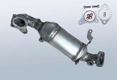 Catalytic Converter VW Caddy III 1.2 TSI (2KA,2KH,2CA,2CH)