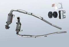 Catalytic converter AUDI A1 1.2 TFSI (8X1,8XF)
