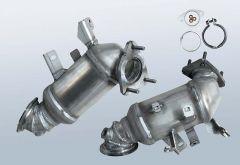 Catalytic Converter OPEL Zafira C Tourer 1.4 Turbo (0Q_75)