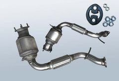 Catalytic Converter FORD Transit 2.2 TDCI (TT9)