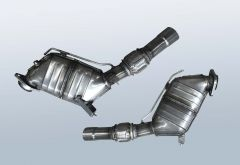 Catalytic Converter BMW 5 Touring 530D (E61)