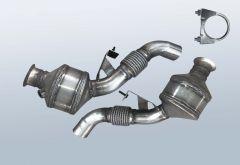 Catalytic Converter BMW 3 318D (E90)