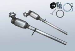 Catalytic Converter MERCEDES BENZ Viano 2.0 CDI (W639811)