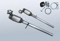 Catalytic Converter MERCEDES BENZ Vito 109 CDI (W639701)