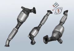 Catalytic Converter FORD Tourneo Connect 1.8 TDCI (TC7)