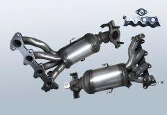 Catalytic Converter KIA Picanto 1.1i (SA)