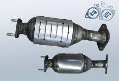 Catalytic Converter HYUNDAI Santa Fe II 2.2 CRDI (CM)