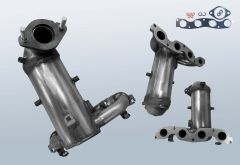 Catalytic Converter KIA Picanto 1.2 CVVT (TA)