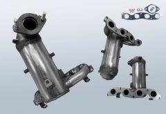 Catalytic Converter KIA Rio III 1.2 CVVT (UB)