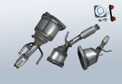 Catalytic Converter CITROEN C5 Break 2.0 Hdi (TD)