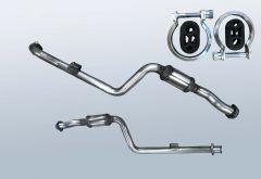 Catalytic Converter MERCEDES BENZ CLC-Klasse CLC180 Kompressor (CL203746)
