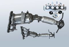 Catalytic Converter MAZDA 3 1.6 MZR (BL)