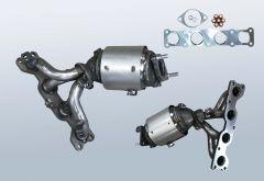 Catalytic Converter HYUNDAI Sonata 2.0 VVTi (NF)