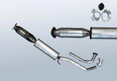 Catalytic Converter HYUNDAI Veloster 1.6 GDI (FS)
