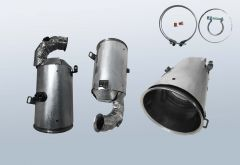 Catalytic Converter CITROEN DS4 1.6 HDi