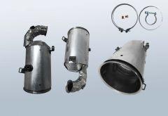 Catalytic Converter CITROEN Berlingo II 1.6 HDi (B9)