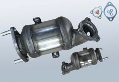 Catalytic Converter HYUNDAI H1 Travel 2.5 CRDi (TQ)