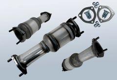 Catalytic Converter OPEL Antara 2.4 4x4 (LD9)