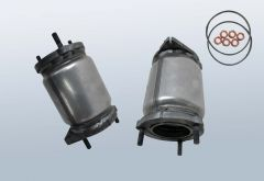 Catalytic Converter OPEL Antara 2.4 16v (LD9)