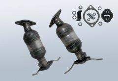 Catalytic Converter ALFA ROMEO 147 2.0 16v Twin Spark (937AX)