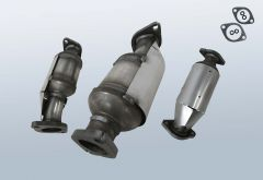 Catalytic Converter HYUNDAI I30 1.4i (FD)