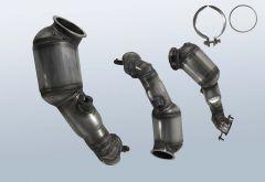 Catalytic Converter MERCEDES BENZ E-Klasse E180 (W212040)