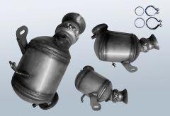Catalytic Converter MERCEDES BENZ C-Klasse C 250 CDI 4matic (W204082)