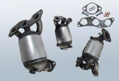 Catalytic Converter HYUNDAI I10 II 1.0 12v