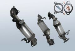 Catalytic Converter VW Jetta VI 1.2 TSI (162,163)
