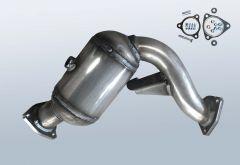 Catalytic Converter AUDI Q5 SQ5 Quattro (8RB)