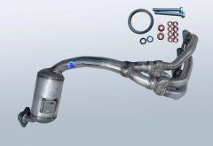 Catalytic Converter MERCEDES BENZ A-Klasse A160 (W168)