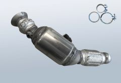 Catalytic Converter MERCEDES BENZ Viano 2.0 CDI 4matic (W639)