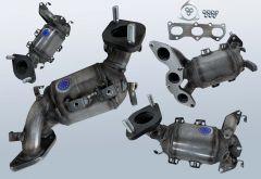 Catalytic Converter HYUNDAI I10 II 1.0 CVVT (BA)