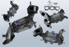Catalytic Converter HYUNDAI I10 1.0 CVVT (PA)