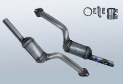 Catalytic Converter RENAULT Modus / Grand Modus 1.2 16v (F/JP0)
