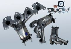 Catalytic Converter AUDI A2 1.4i 16v (8Z0)
