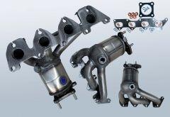 Catalytic Converter VW Lupo 1.4 16v (6X1 6E1)