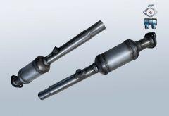Catalytic Converter VW Golf VI 1.4 16v (5K1)