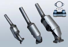 Catalytic Converter KIA Pro Ceed 1.4 CVVT (JD)