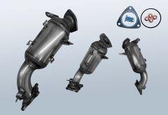 Catalytic Converter OPEL Zafira Tourer C 1.6 SIDI (P12)