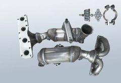 Catalytic Converter CITROEN C4 Grand Picasso 1.6 Vti (UA)