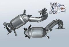 Catalytic Converter VW Jetta III 1.4 TSI (1K2)
