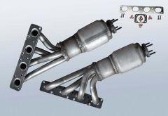 Catalytic Converter BMW 3 318i (E90)