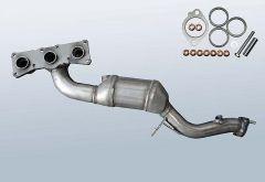 Catalytic Converter BMW 1 130i (E87N)