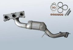 Catalytic Converter BMW 1 125i (E88)