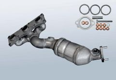 Catalytic Converter BMW 1 125i (E82)